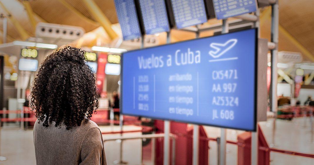 Como volar a y desde Cuba en los meses finales del 2021