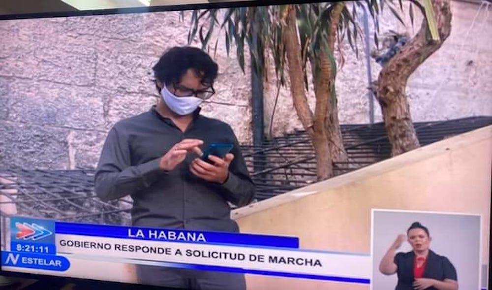 García Aguilera reitera la convocatoria para la marcha del 15 de noviembre