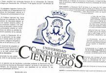 Sancionan a profesor en Universidad de Ciencias Médicas de Cienfuegos